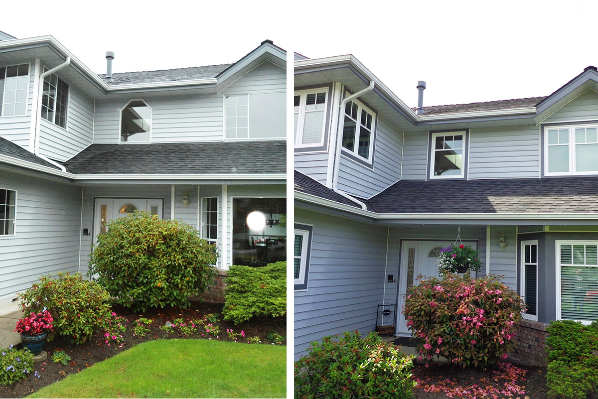 Before & After - Window Replacement | West Coast Windows Vancouver, BC