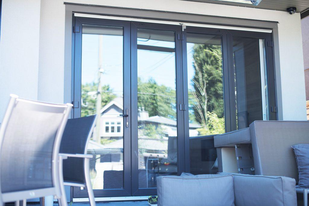 European Folding Doors - West Coast Windows