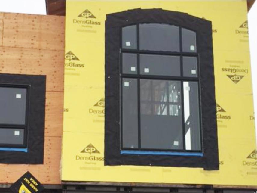 Large Window Installation - West Coast Windows Vancouver, BC