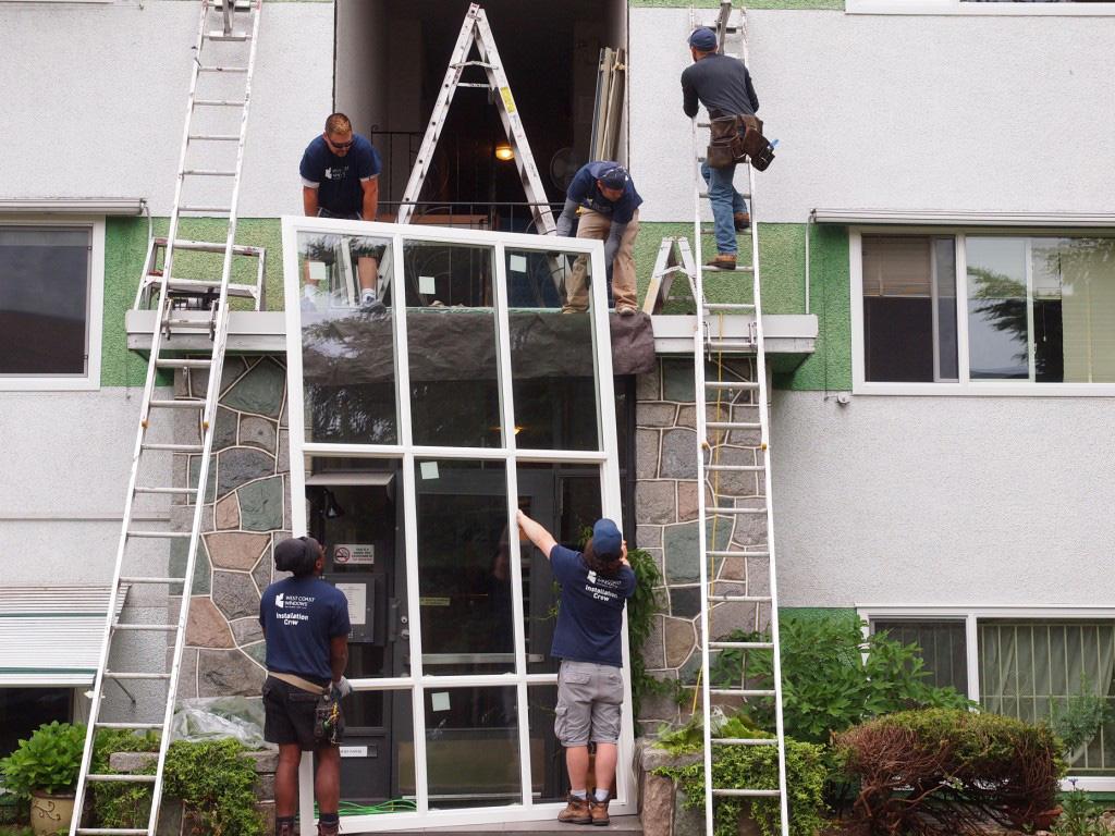 Window & Door Installation - West Coast Windows Vancouver, BC