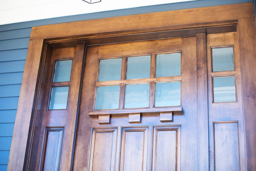 Wood Entry Doors - West Coast Windows