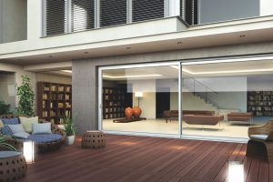 European Lift-Slide Doors - West Coast Windows