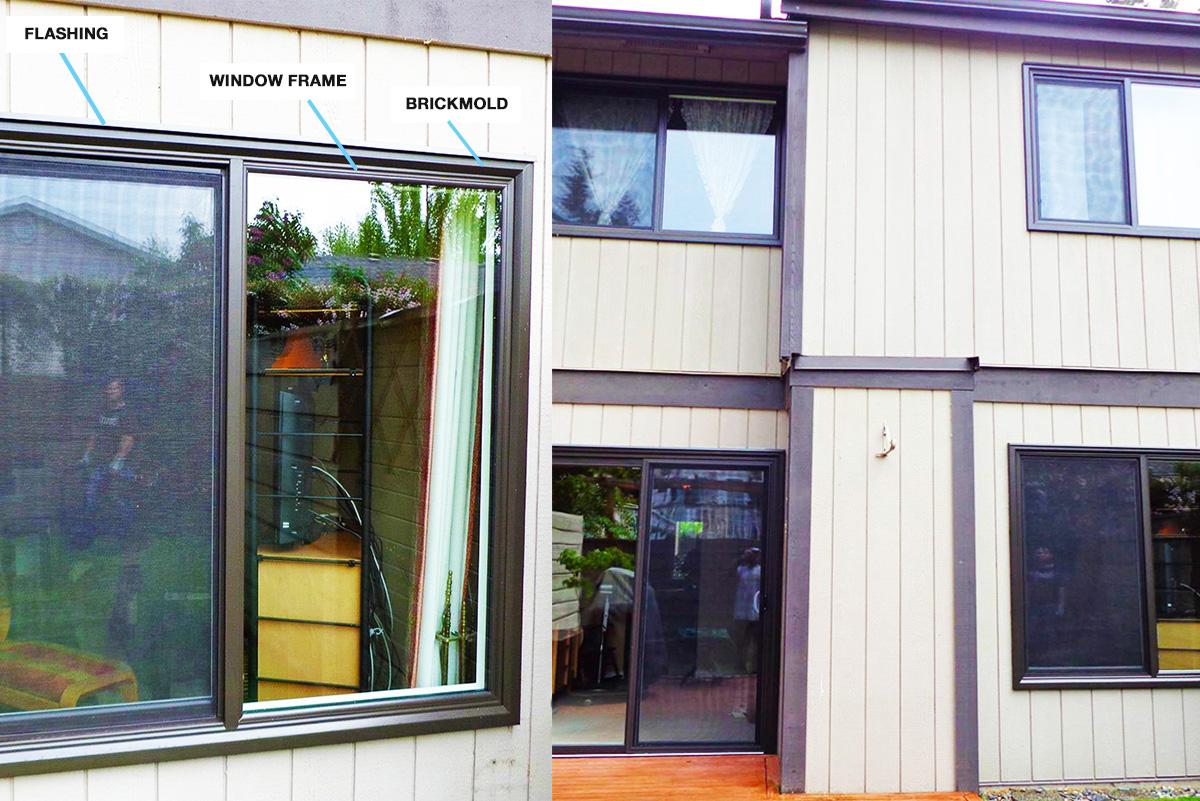 Frame Options West Coast Windows