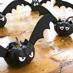 bat-o-lanterns-pumpkins