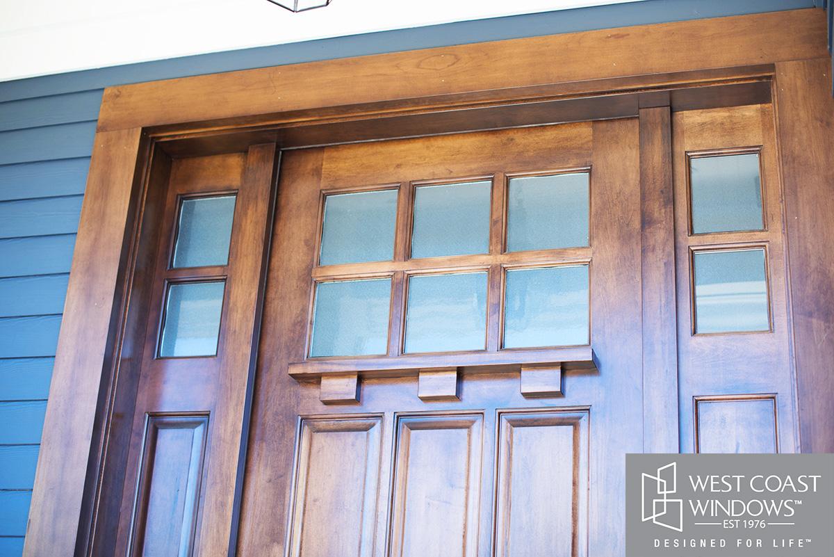 Door West Coast Windows