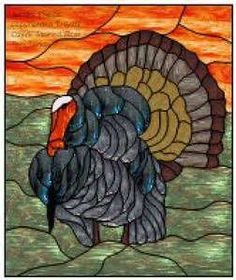 turkey-stained